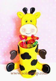 Resultado de imagen para souvenirs para jardin de infantes en goma eva