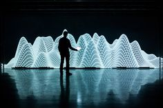 Developed by the Innovation Lab of Milla & Partner GmbH, a German interaction and spatial design agency based in Stuttgart and Berlin, NO_THING is a tracking and mapping framework that uses infrared light to turn portable physical objects into interactive displays.