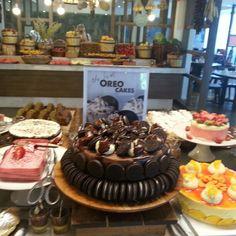 Oreo cakes... benim dunyamdann