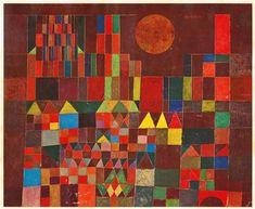 Castle and Sun - Paul Klee