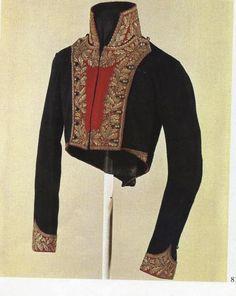 Kurtka del generale polacco  Krasinski della guardia imperiale francese