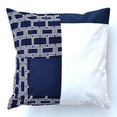 Kurosawa Pillow 14x14 now featured on Fab.