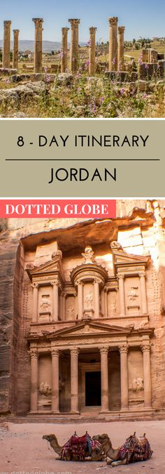 Are you looking for the perfect Jordan itinerary to explore this cultural destinations? You have