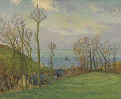 Maxime Maufra - Vallon, Vaucottes-sur-Mer (1900)