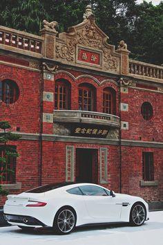 classyhustler:  Aston Martin