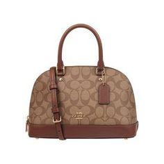 Shop now for our Coach Mini Sierra Satchel Women Handbags. Cute Gifts For Her, Coach Bags, Louis Vuitton Damier, Shop Now, Satchel, Michael Kors, Handbags, Mini, Shopping