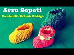 Sibel KAVAKLIOĞLU - 18.01.2016 - Bebek Botu Yapımı - BAŞAK YÜN - YouTube