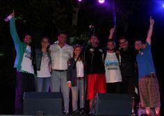 Ganadores Suena Extremadura 2014 en Coria
