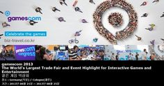 gamescom 2013 The World's Largest Trade Fair and Event Highlight for Interactive Games and Entertainment   퀼른 게임 박람회