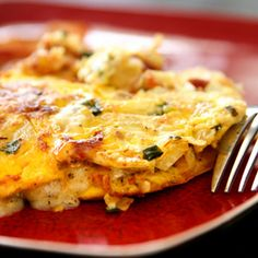 This is a delicious high protein, low fat, low carb omelette that only takes a few minutes to prepare! Aroma Rice Cooker, Rice Cooker Recipes, Cooking Recipes, Healthy Recipes, Zone Recipes, Skinny Recipes, Recettes Anti-candida, Tapas, Gastronomia