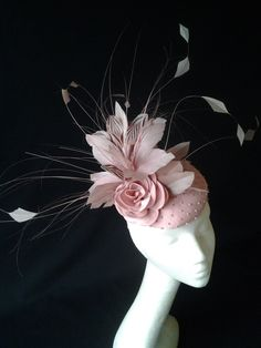 Ascot and coctail hat collection 2015 - Christiane Millinery f94b2918b0c