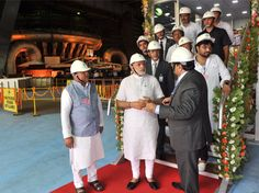 PM's remarks after dedication to the nation of 2.5 MT steel plant at IISCO, Burnpur