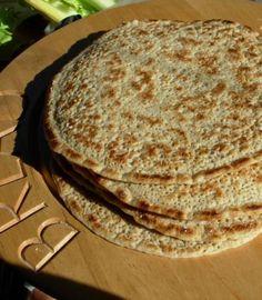 Staffordshire Oatcakes - Traditional English Hotcakes - Pancakes Recipe - Food.com - 421079
