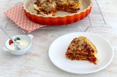 Tacotaart - Lekker en Simpel Mexican Food Recipes, Dinner Recipes, Ethnic Recipes, Bon Appetit, Quiche, A Food, Food To Make, Foodies, Snacks