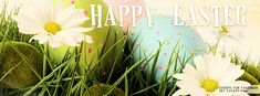 Get this Happy Easter Facebook Covers for your profile from Get-Covers.com.