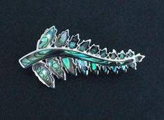 Wedding Favours, Wedding Gifts, Wedding Day, Silver Fern, Ferns, Brooch, Sterling Silver, Badges, Bracelets