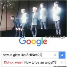How to glow like SHINee?!! | allkpop Meme Center