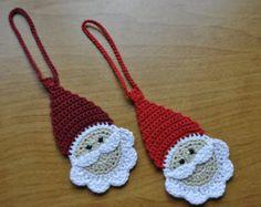 Häkeln Weihnachten Weihnachtsmann / Weihnachten Home Decor