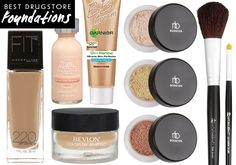 Best Drugstore Foundations: Look Good Without the Hefty Price Tag | Beauty High
