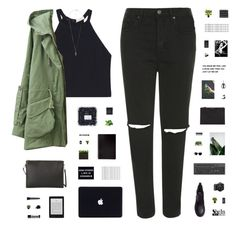 """""""SING FOR YOU"""" by c-hristinep ❤ liked on Polyvore featuring A.L.C., H&M, Topshop, Boskke, Givenchy, Sephora Collection, OXO, Tom Ford, Linum Home Textiles and MANGO"""