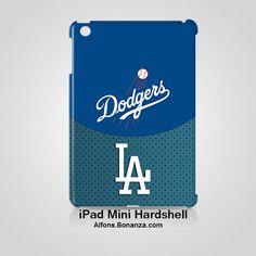 Los Angeles Dodgers iPad MINI Case Cover Hardshell