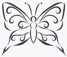 Butterfly Tattoo Designs | The Body is a Canvas