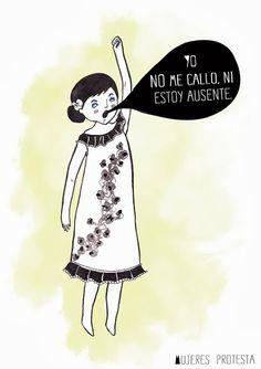 El Insomnio de Allegra: | Mujeres Protesta |