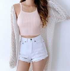 Are you searching for outfits for summer? Look no further in light of the fact that here are the 50 best of the cute summer outfits to wear this summer. Look Fashion, Teen Fashion, Fashion Outfits, Fashion Women, Fashion Spring, Fashion Ideas, Fashion 2018, Dress Fashion, Fashion Trends