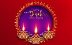 Happy Diwali Wallpapers, Happy Diwali Images, Choti Diwali, Shubh Diwali, Happy Dhanteras, Indian Wedding Invitation Cards, Diwali Wishes, Diwali Festival, Images Wallpaper