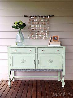 Mint Dresser Redo by Ferpie & Frey