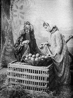 02_Egypt - Oranges Vendor 1880   Flickr - Photo Sharing!