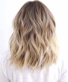 45 Fácil Balayage Pelo Corto Ideas » Largo Peinados