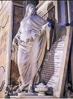 La Pudicizia - Antonio Corradini. Cappella di Sansevero Napoli