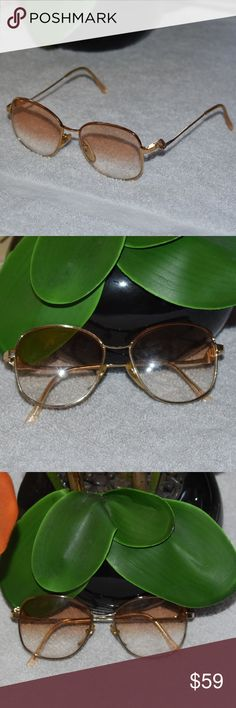 f430e578b7e5 Vintage Maurice St. Michel Rx Glasses for Sheila Granny chic special right  here! Antique