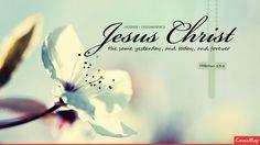 Christ remains unchangeable | Christian Photographs | Crossmap Christian Backgrounds and Christian Wallpaper