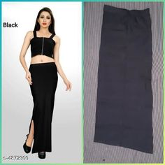 Checkout this latest Shapewear Product Name: *New Comfy Cotton Lycra Women's Petticoat* Fabric: Cotton Blend Multipack: 1 Sizes:  S, M, L, XL, XXL, XXXL Country of Origin: India Easy Returns Available In Case Of Any Issue   Catalog Rating: ★4.1 (964)  Catalog Name: Women's Cotton Lycra Saree Shapewears CatalogID_712065 C76-SC1050 Code: 214-4872900-279
