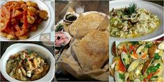 Το τραπέζι της Καθαράς Δευτέρας γεμάτο καλούδια και νοστιμιές Fresh Rolls, Tacos, Mexican, Chicken, Meat, Cooking, Ethnic Recipes, Food, Kitchen