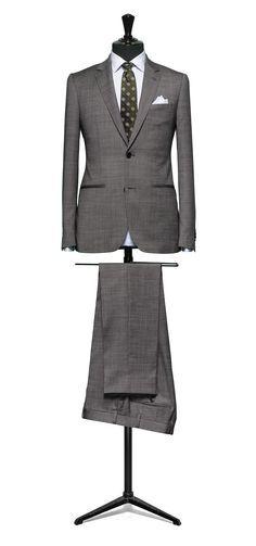 Black-white suit Fau