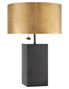 Shop for Visual Comfort KW Kelly Wearstler Modern Zuma Table Lamp in Bronze with Antique-Burnished Brass Shade at Foundry Lighting Tiffany Table Lamps, Visual Comfort Lighting, Circa Lighting, Unique Lamps, Bedroom Lamps, Home Lighting, Table Lighting, Lamp Light, Light Table