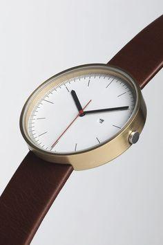 "creative-archive: ""Uniform Wares 150 Series Watch """