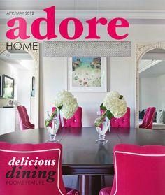 51 best home decor magazine images on pinterest color schemes
