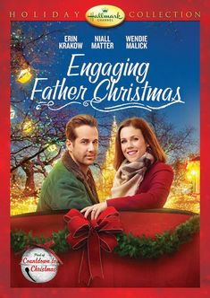 Shop Engaging Father Christmas [DVD] at Best Buy. Find low everyday prices and buy online for delivery or in-store pick-up. Family Christmas Movies, Christmas Shows, Hallmark Christmas, Father Christmas, Wendie Malick, Robin Jones Gunn, Jill Wagner, Erin Krakow, David