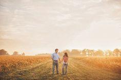 Engagement - Washington DC Wedding Photographers | Nessa K