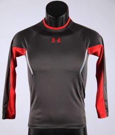 UNDER ARMOUR NEW Men/'s Boxed Sports Style T-Shirt Medium Heather//Anthracite BNWT