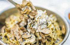 Big Mamma Have Shared The Recipe For Their Famous Truffle Pasta - Secret London Truffle Pasta, Truffle Cream, Truffle Oil, Black Truffle, Little Chef, Fresh Vegetables, Pasta Dishes, Truffles, Pasta Recipes