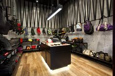 Retail design accessories store interiors retail design by ryan russell ret Showroom Design, Interior Design Awards, Retail Interior, Accessories Store, Interior Accessories, Australian Interior Design, Store Interiors, Retail Store Design, Retail Space