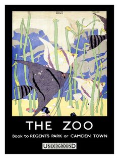 The Zoo, London Underground