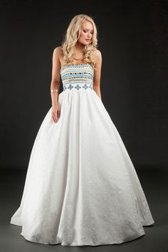 Rachel Allan Prom Dress 7177 Pageant Dress