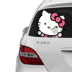 [ Hello Kitty ] TRAPPED SERIES FOR CAR