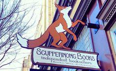 Scuppernong Books, Greensboro, NC